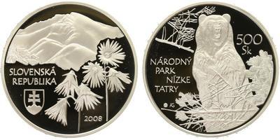 500 Sk 2008 - Národní park Nízké Tatry, PROOF