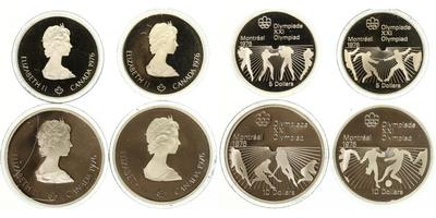 Kanada, Sada Dollars 1976 - OH Montreal 1976, PROOF