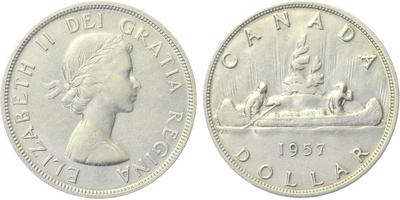 Dollar 1962 - Ag 0,800 (23,327 g)