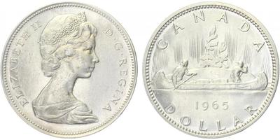 Dollar 1964 - Ag 0,800 (23,327 g)
