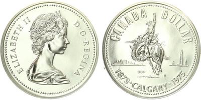 Dollar 1975 - Calgary - 1975
