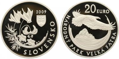 20 Euro 2009 - Národní park Velká Fatra, PROOF