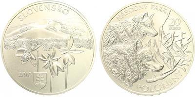 20 Euro 2010 - Národní park Poloniny, běžná kvalita