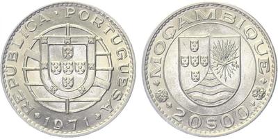 20 Escudo 1971