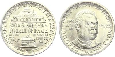 1/2 Dollar 1946