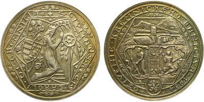 AR Medaile 1934 (1973) - Odražek 5 dukátové medaile na oživení kremnického baníctva