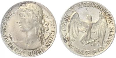 Horejc Jaroslav, AR Medaile 1948 - Československá obec sokolská