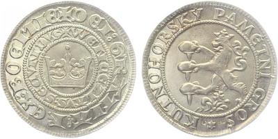 AR Medaile b.l. - Kutnohorský pamětní groš 1949