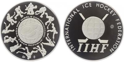 AR Medaile 2004 - Mistrovství světa v ledním hokeji 2004, PROOF