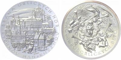 AR Medaile 2003 - Rychnov nad Kněžnou, běžná kvalita
