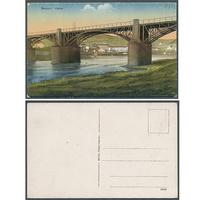 Beroun - partie u mostu
