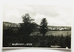 okr. Blansko, Bedřichov u Lysic