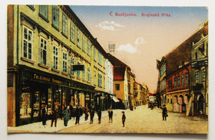 okr. České Budějovice, České Budějovice