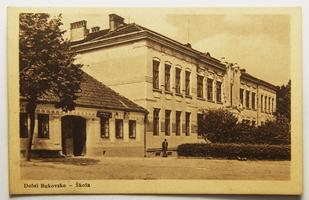 okr. České Budějovice, Dolní Bukovsko