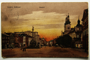 okr. Hradec Králové, Hradec Králové