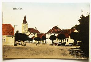 okr. Hradec Králové, Smidary