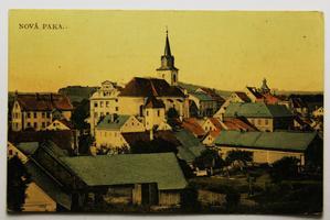 okr. Jičín, Nová Paka