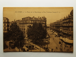 Francie, Lyon