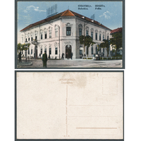 Balkán, Státy bývalé Jugoslávie, Srbsko, Subotica, pošta