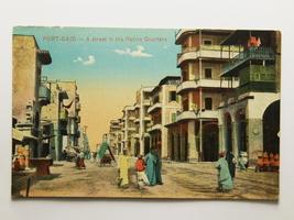 Afrika, Egypt, Port-Said