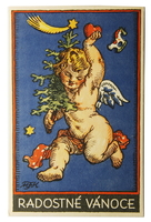 Sváteční, přání, Vánoce