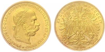 20 Koruna 1904