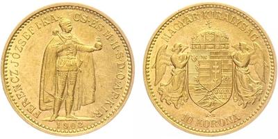 10 Koruna 1902 KB