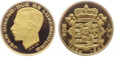 20 Frank - 150. výročí, PROOF