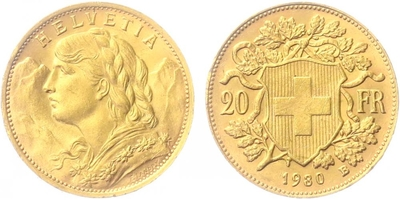 20 Frank 1930 B