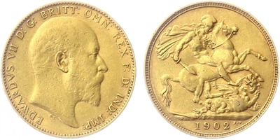 Sovereign 1902