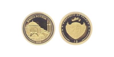 Dollar 2009 - Chrám Boží moudrosti, PROOF
