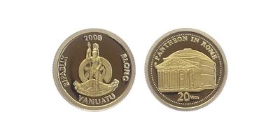 20 Vatů 2009 - Římský Pantheon, PROOF