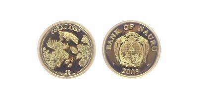 5 Dollars 2009 - Korálový útes, PROOF
