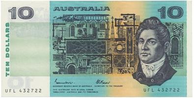 Francouzská Polynesie, 500 Francs (1992), P.1b