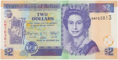 Bahamy, 2 Dollars 2005, P.66b