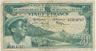 Angola, 100 Escudos 1962, P.94