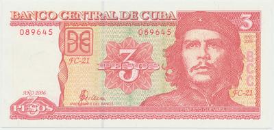 Kuba, 100 Pesos 1959, P.93