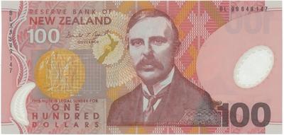 Nová Kaledonie, 5 Francs (1926),  P.36b