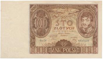 Polsko, 100 Zlotych 1934, BHK.PL12c
