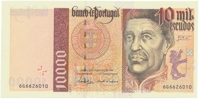 Portugalsko, 100 Escudos 1961, P.165