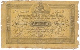 Švédsko, 1 Krona 1874, P.1a