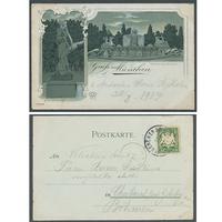 Německo, Mnichov, München 1903