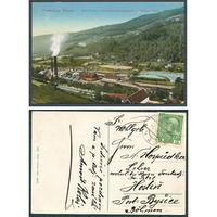 Rakousko, Frantschach 1912, celulózka