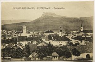 Slovensko, Spišské Podhradie, Kirchdrauf