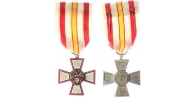 Pamětní kříž 1. jízdního pluku Jana Jiskry z Brandýsa