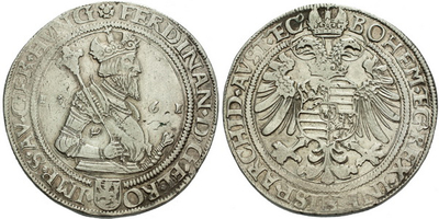 Tolar 1561, Kutná Hora - Lídl+Ludvík Karel, Hal.48