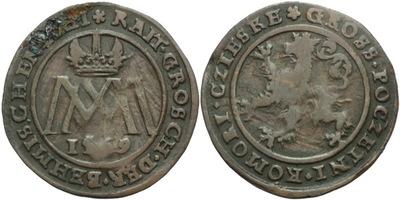 Početní groš 1569, Kutná Hora - Šatný