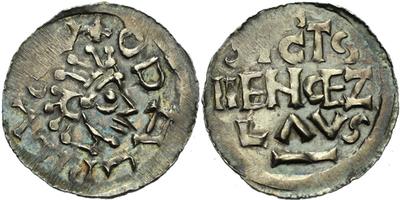 Denár, C.285