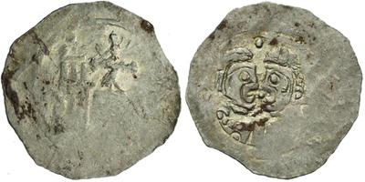 Denár, C. - , Šm.505, VP.238