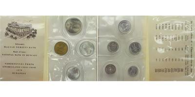 Ročníková sada obežných mincí 1979